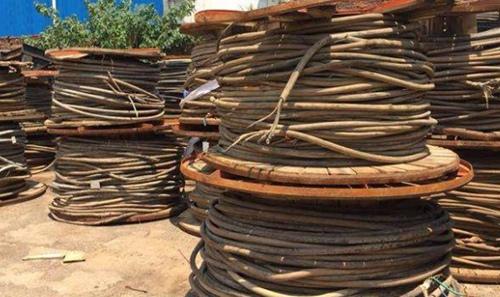 青海廢舊電線電纜回收