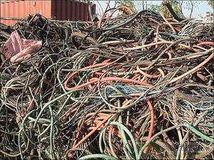 废旧电线电缆回收价格