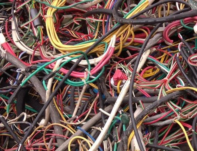 西寧電纜回收